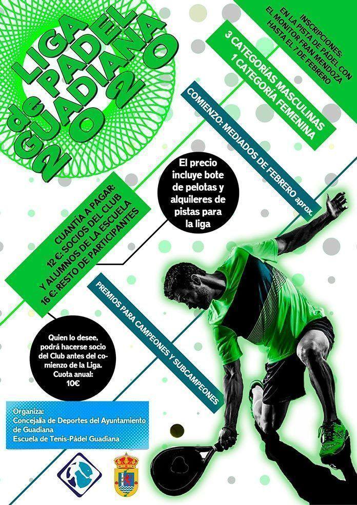 Liga de Pádel Guadiana 2020