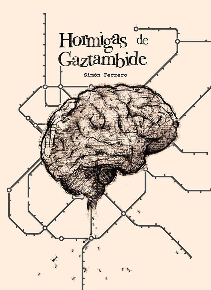 Simón Ferrero presenta su poemario Hormigas de Gaztambide