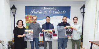 Extremadura Motor Festival en Puebla de la Calzada.