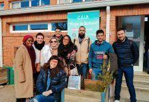 FOTOS: Visita de los socios en varios proyectos eTwinning del C.I.E.P Virgen de Barbaño.