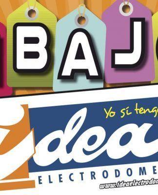 REBAJOS: Las ofertas de enero de Idea Electrodomésticos en Montijo y Mérida