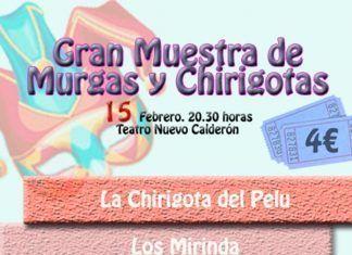 Gran Muestra de Murgas y Chirigotas de Montijo