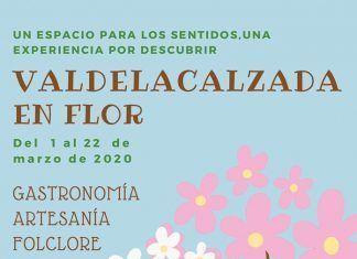Valdelacalzada en flor 2020