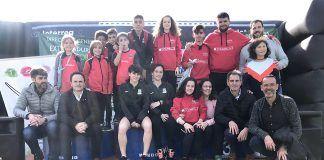 FOTOS Entrega de Medallas del Campeonato de Extremadura de Campo a Través en Montijo