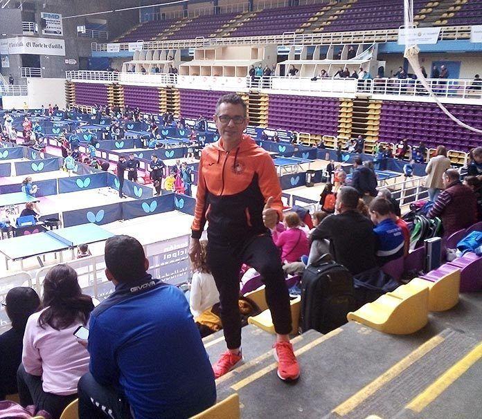 El CTM Montijo participó en el Torneo Estatal de Tenis de Mesa