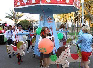 FOTOS La comparsa La Mezcla gana el desfile del Carnaval 2020 de Guadiana