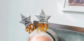 Campanadas 2020 en la Residencia de Mayores Virgen de Barbaño