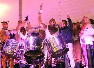 Gran Tamborada del Carnaval 2020 de Guadiana