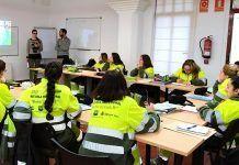 La Escuela Profesional Montijo te cuida IV participa en las Jornadas de sensibilización del movimiento cooperativo