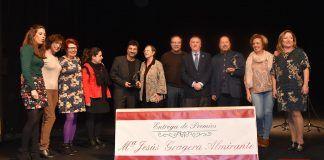 Los VII Premios María Jesús Gragera Almirante reconocen la labor de los medios de comunicación