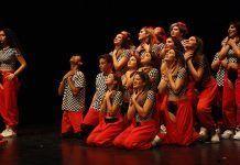aile de formación de la Escuela de Baile de Jesús y Sandra de Puebla de la Calzada