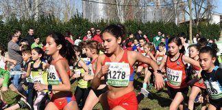 Campeonato de Extremadura Individual de Campo a Través en Montijo