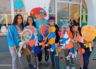 FOTOS: Carnaval en el CEIP Torre Águila de Barbaño