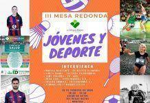 La III Mesa Redonda del IES Vegas Bajas de Montijo estará dedicada al deporte