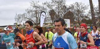 FOTOS Salida Media Maratón Montijo 2020