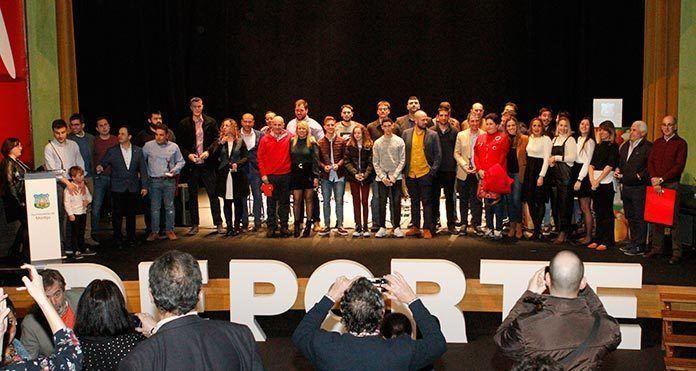 Gala del Deporte de Montijo 2020