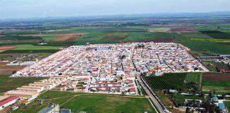 guadiana vista aerea
