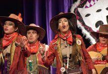 VÍDEO: Murga Las polichinelas, Carnaval de Montijo 2020