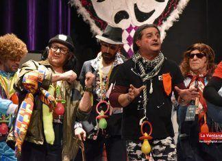 VÍDEO: Chirigota El Pelu, Carnaval de Montijo 2020