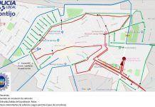 Restricciones al tráfico en Montijo con motivo de la V Media Maratón