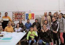 Inmigrantes Vegas Bajas 8 de Marzo