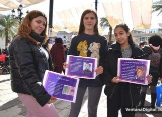 Acto del Día de la Mujer en Montijo