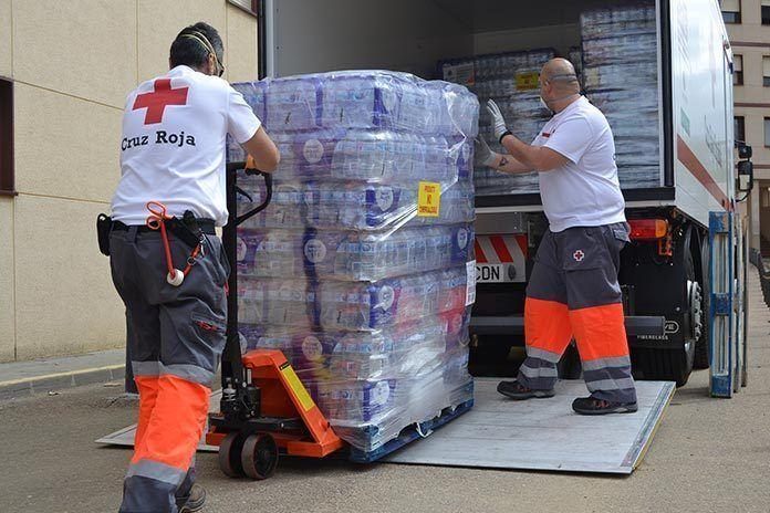 Cruz Roja Extremadura agradece la solidaridad y colaboración de las empresas de la región