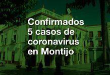 Confirmados 5 casos de coronavirus en Montijo