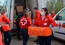 Cruz Roja atiende en Extremadura a más de 29.000 personas desde el inicio del estado de alarma