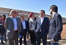 La Comunidad de Regantes de Montijo inaugura su planta fotovoltáica