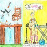 """VI Concurso escolar de dibujos 2020 """"Mi madre, mujer trabajadora"""""""