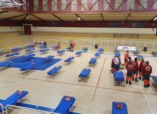 albergue en Badajoz para personas sin hogar