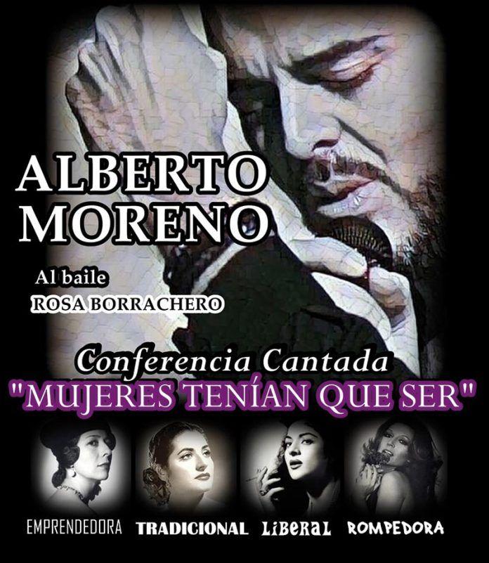 Conferencia musical de Alberto Moreno