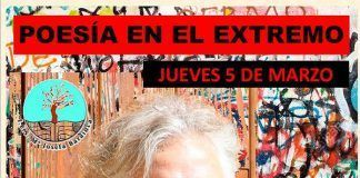 Poesía en el extremo con Antonio Orihuela en Valdelacalzada