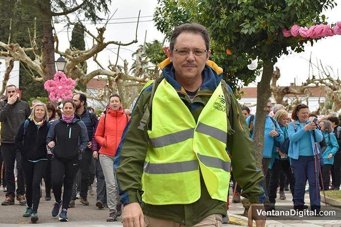 FOTOS: Ruta senderista Valdelacalzada en Flor 2020