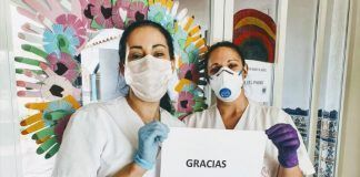 """VÍDEO: """"Nosotras nos quedamos para cuidar a nuestros mayores"""" de la Residencia Virgen de Barbaño de Montijo"""