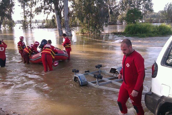inundaciones de Barbaño