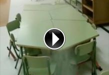 Desinfectados los edificios municipales y colegios de Montijo