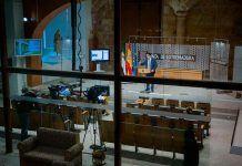 Extremadura comenzará a utilizar 21.600 test rápidos de COVID-19 para personal sanitario y cribado hospitalario