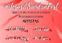 #Jesús&SandraFest