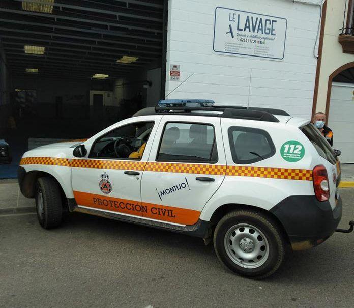 La Policía Local de Montijo agradece las nuevas muestras de solidaridad y gratitud de los vecinos