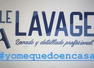 Le Lavage se ofrece desinteresadamente a desinfectar y descontaminar los vehículos del Ayuntamiento y Guardia Civil en Montijo