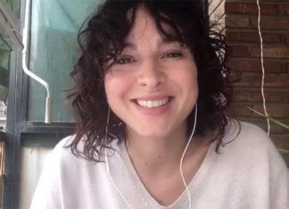 Mensaje de animo de la actriz poblanchina Pepa Gracia