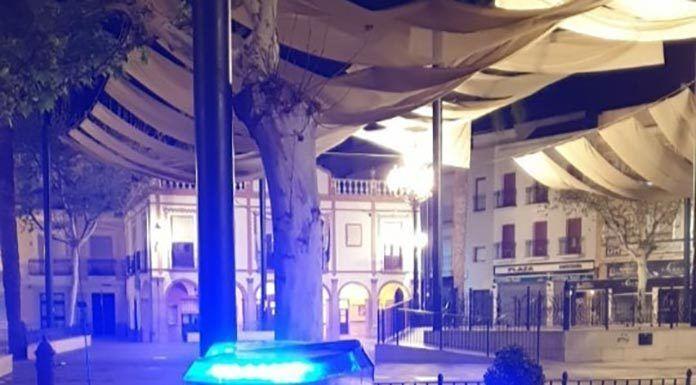 La Policía Local de Montijo formula 20 denuncias en dos días de campaña por no hacer uso de la mascarilla
