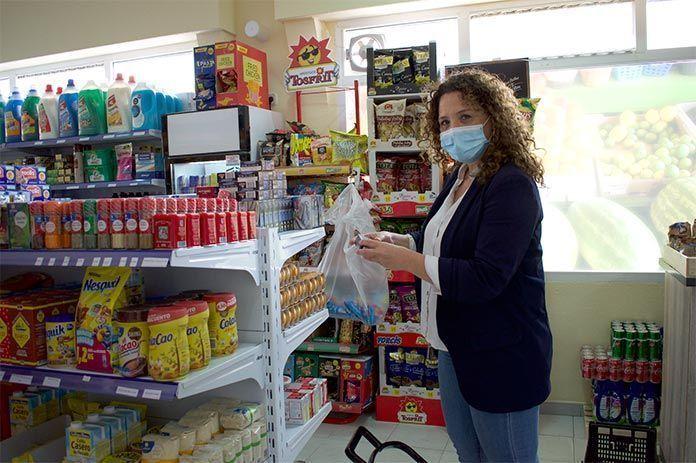 Alimentación Rocío, nueva tienda en el barrio de Colón de Montijo