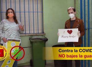VÍDEO: Ana Belén, de Vivacable Montijo, se suma a la llamada de precaución contra la COVID-19