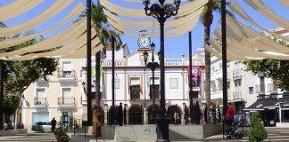 Ayuntamiento de montijo Plaza España