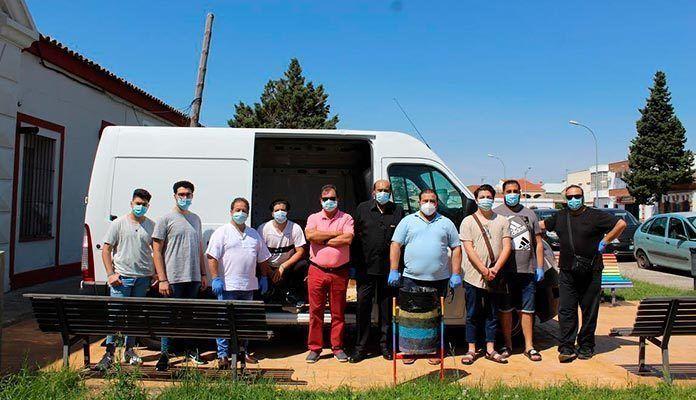 La Iglesia Evangélica y FECOGEX ponen en marcha un banco de alimentos solidario