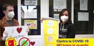 VíDEO: Alemi Cecil,de la empresa de Montijo 05 Maquinaria, se suma a la llamada a la prevención contra la pandemia COVID-19