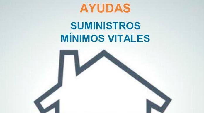 Abierto el plazo de ayudas para suministros de mínimos vitales a las familias en situación de riesgo